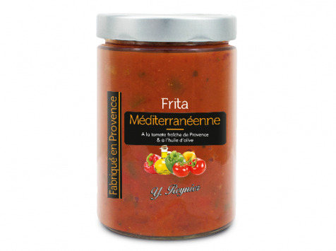 Conserves Guintrand - Frita Méditerranéenne Yr Bocal 580 Ml