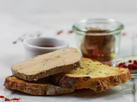 Terres d'Adour - Foie Gras De Canard Entier Mi-cuit De 450g
