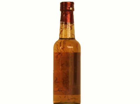 Le safran - l'or rouge des Ardennes - Sirop De Safran, Certifié Bio, 25 cl