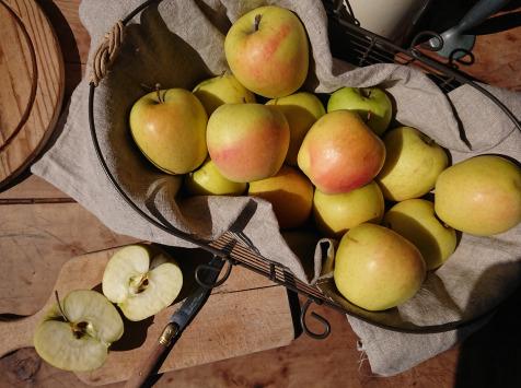 Le Verger de Crigne - Pommes Golden Bio (moyen Calibre) - 10kg