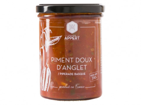 Monsieur Appert - Piperade Basque Piment Doux D'anglet
