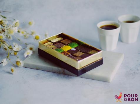 Philippe Segond MOF Pâtissier-Confiseur - Boite De Chocolats 125g