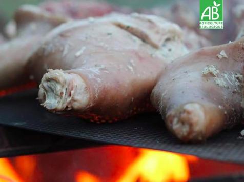 Terres En Vie - [Précommande] Jambon de Porcelet Mangalica Bio 3kg