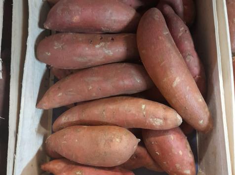 Le Châtaignier - Patate douce - 1kg