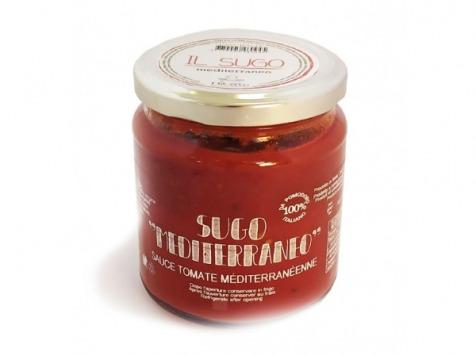 Casa Di Cecco - Sauce Tomate Méditerranéenne (aux Légumes)