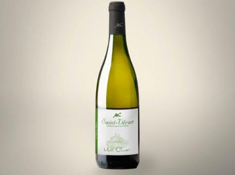 Michel Camusat - Saint-Véran AOC 2019 - Vin de Bourgogne - 6 bouteilles