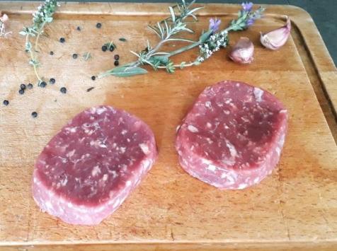 La ferme de Rustan - [Précommande] Steak Haché de Veau d'Aveyron et du Ségala IGP et Label Rouge 2 Kg