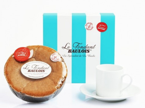 Le Fondant Baulois - Le Fondant Baulois Sans Gluten - 300g