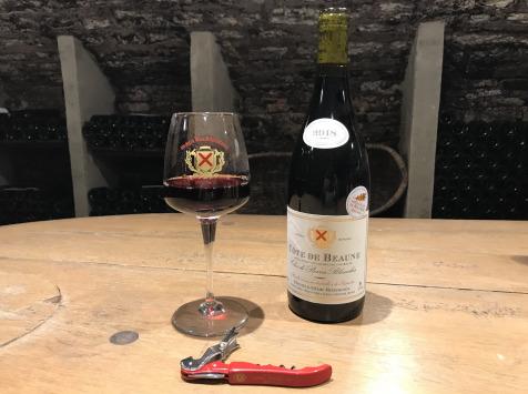 """Domaine Michel & Marc ROSSIGNOL - Côte de Beaune """"clos de Pierres Blanches"""" 2018 - 6 Bouteilles"""