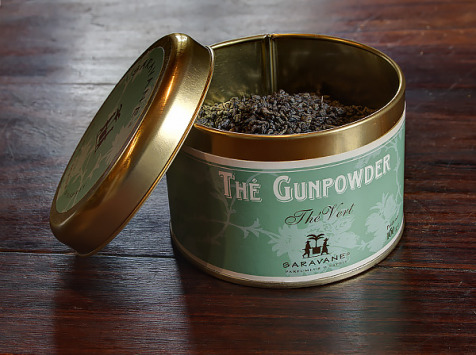 SARAVANE - Thé Gun powder