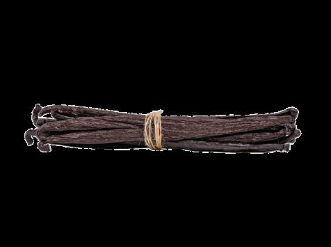 Epices Max Daumin - Vanille Tahitensis De Tahiti - 10 Gousses 17/18 Cm