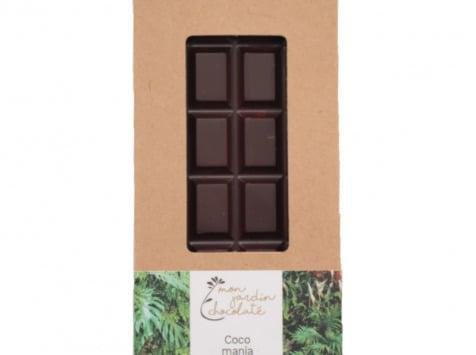 Mon Jardin Chocolaté - Ma Tablette Coco Mania