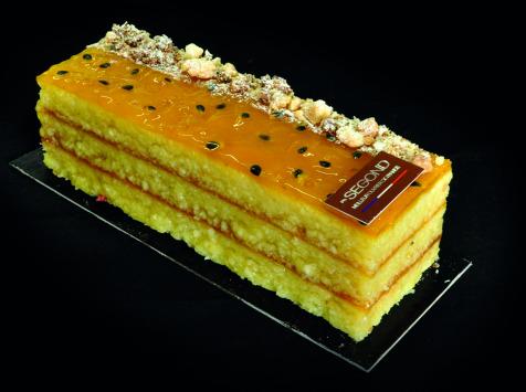 Philippe Segond MOF Pâtissier-Confiseur - Gâteau Aux Fruits Exotiques Sans Gluten