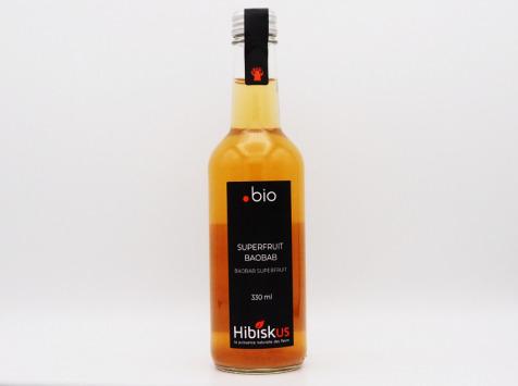 Hibiskus  Gourmet - Superfruit Baobab Bio - 6x33cl
