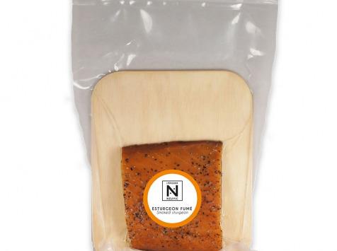 Caviar de Neuvic - Pavé D'esturgeon Fumé