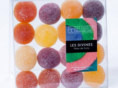 Les Filles de Beauregard - Divines Pate De Fruits