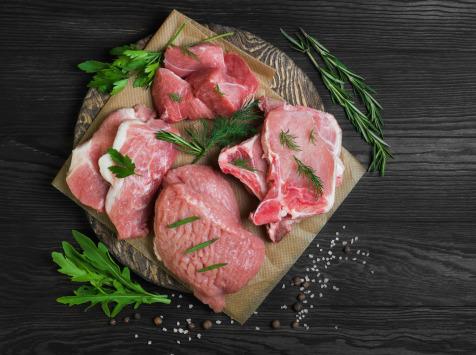 La Ferme d'Auzannes - [Précommande] Colis De Porc 10 Kg