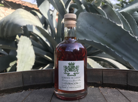 La Boite à Herbes - Vinaigre De Vin À L'estragon