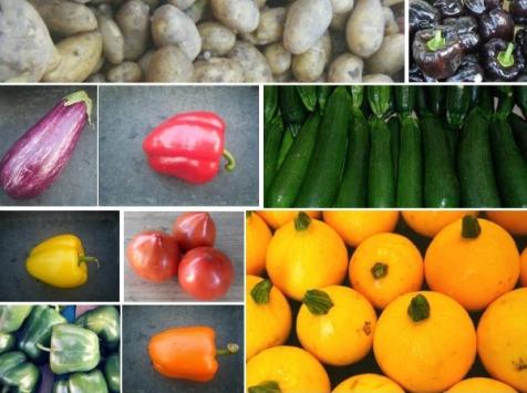 Multiproductions - Cédric Joliveau - Panier de Légumes Ensoleillés - 7,5 kg