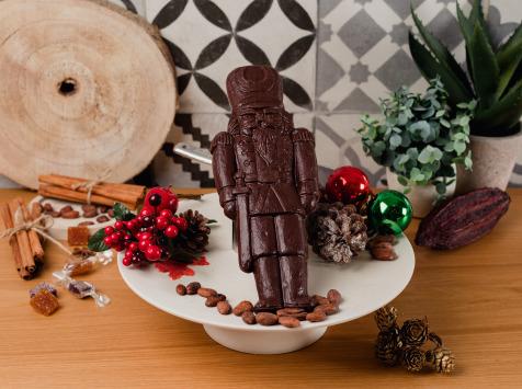 Le Petit Atelier - Casse-noisette Au Chocolat Noir Bio 28cm
