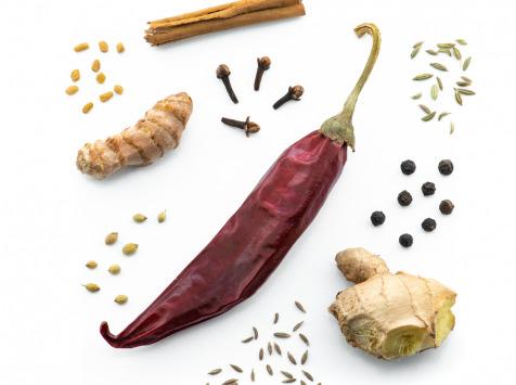 Epices Max Daumin - Curry Recette Maison