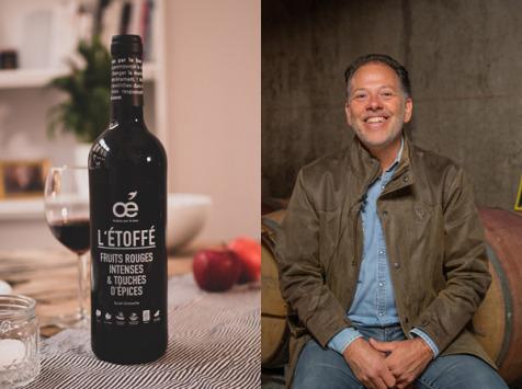 Oé - Coffret De 6 Vins Bio Côtes-du-rhône Rouge