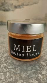 Ferme de Pourcier - Miel D'eté Toutes Fleurs - 100g