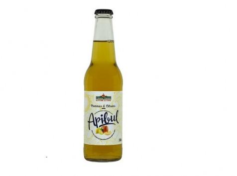 Les Côteaux Nantais - Apibul Pommes Citrons 33cl Bio
