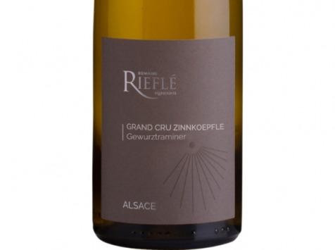 Domaine Rieflé-Landmann - Alsace Grand Cru Zinnkoepflé Gewurztraminer  2016 - 3 X 75 Cl