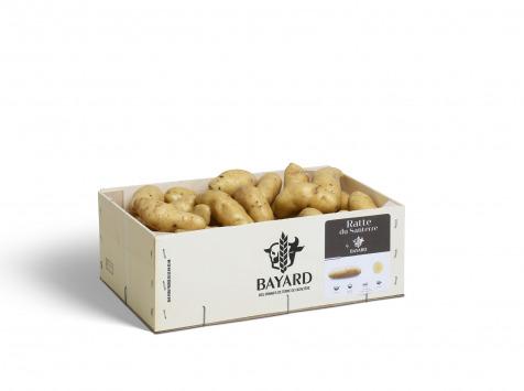 Maison Bayard - Pommes De Terre Ratte Du Santerre NOUVELLE RECOLTE - 3kg