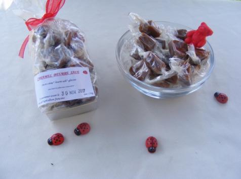 Les délices du Ti'Pierre - Bonbons Caramel Beurre Salé