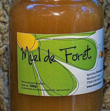 Miel et Pollen - Miel De Foret 500g