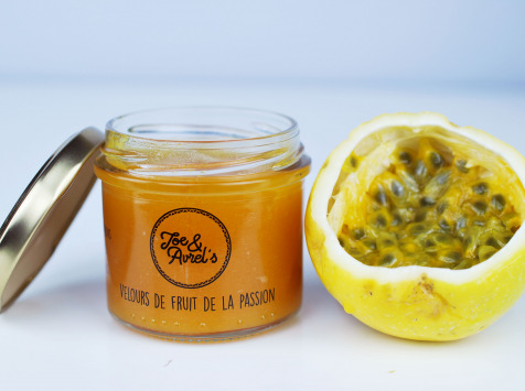 Joe & Avrels - Velours De Fruit De La Passion