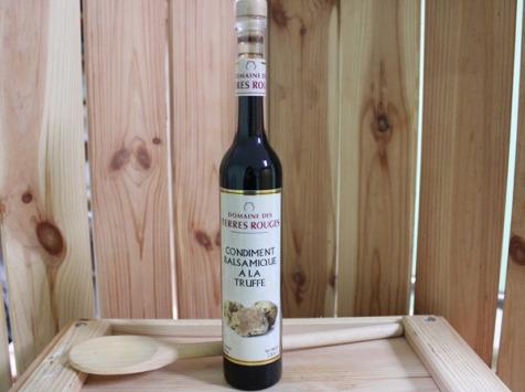 Domaine des Terres Rouges - Vinaigre Balsamique à la Truffe 10 cl