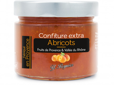 Conserves Guintrand - Confiture Extra D'abricot De Provence Yr 315 G