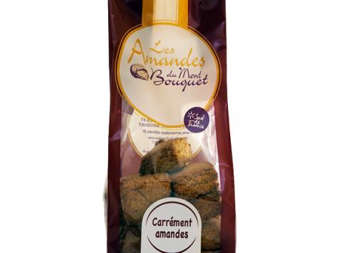 Les amandes et olives du Mont Bouquet - Carrément Amandes 200 g
