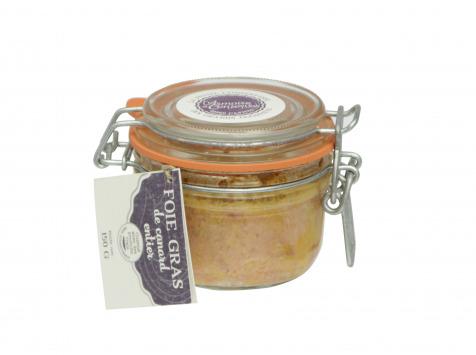 L'Armoire à Conserves - Foie Gras De Canard Entier
