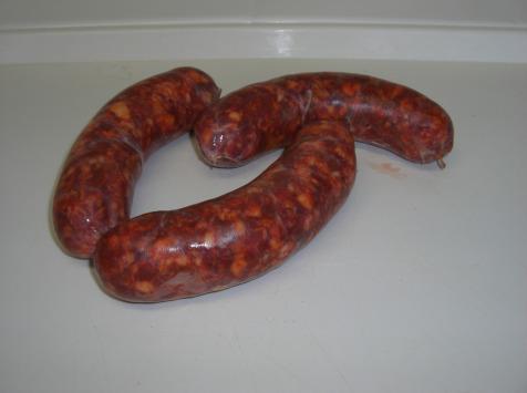 Ferme de Montchervet - Chorizo à griller x 2, 300g