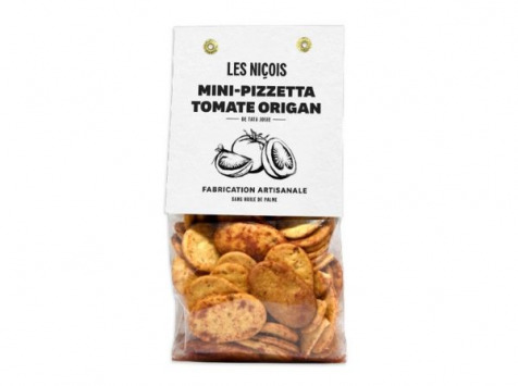 Les Niçois - Mini-pizzetta, Tomate, Origan De Tata Josie 180g