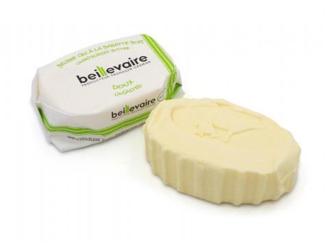 BEILLEVAIRE - Beurre cru 250g - Doux