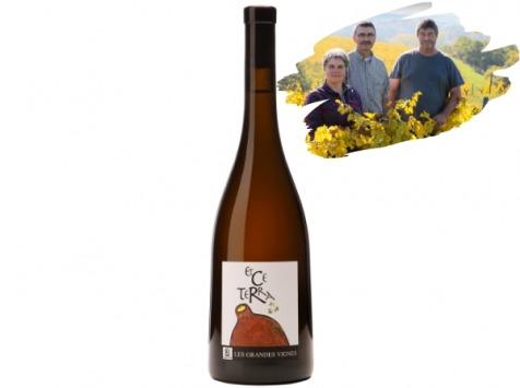 Réserve Privée - Anjou Bio - Domaine les Grandes Vignes et Cetera Amphore Blanc 2014