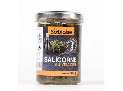 Ô'Poisson - Salicorne Au Vinaigre