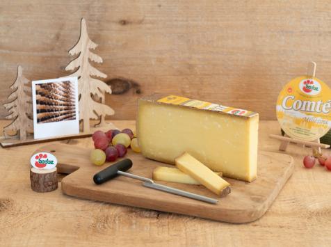 Constant Fromages & Sélections - Comté Aop Badoz Millésime 30 Mois - 500g