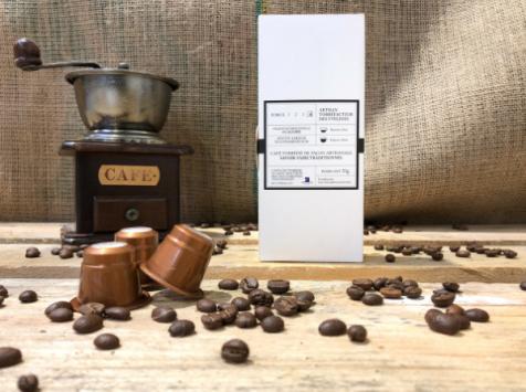 Cafés Factorerie - Capsules Offre Spéciale Malabar Des Indes - 100 Capsules