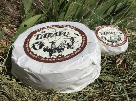 Depuis des Lustres - Comptoir Corse - Tomme de brebis U Taravu - 200 g