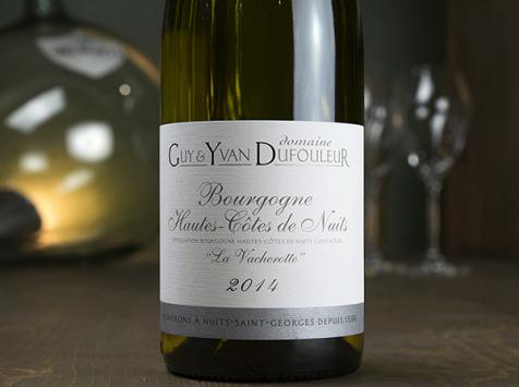 Dyvin - Domaine Guy & Yvan Dufouleur - Hautes-côtes De Nuits Blanc La Vacherotte - Lot De 3 Bouteilles