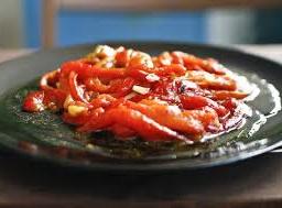 Graines Précieuses - Délicieux Confits De Poivrons Rouges De Provence Et De Tomates Braisées Au Feu