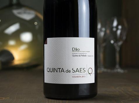 Dyvin - Quinta De Saes - Dao Tinto - Lot De 3 Bouteilles