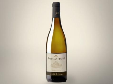 Michel Camusat - Pouilly Fuissé AOC 2018 - Vin de Bourgogne - 3 bouteilles