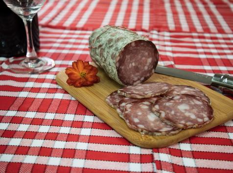Maison Geret - Saucisson sec 100% pur porc - 380g